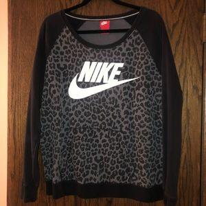Nike athletic sweatshirt